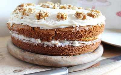 Do you dare with a Carrot Cake?